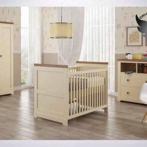 سرویس خواب نوزاد -خاص به همراه کمد دراور