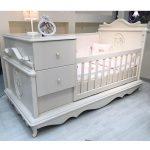 تخت خواب نوزاد مدل ژابیز